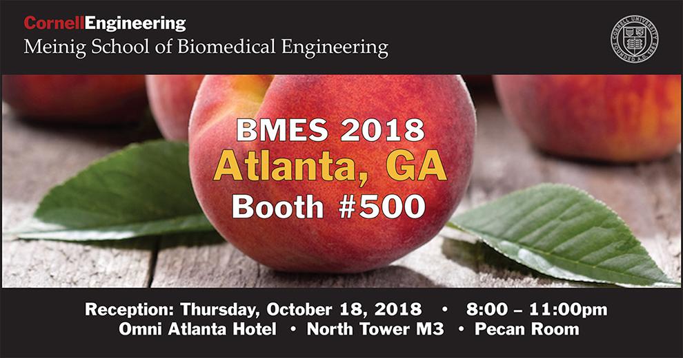 BMES Annual Meeting | Meinig School of Biomedical Engineering